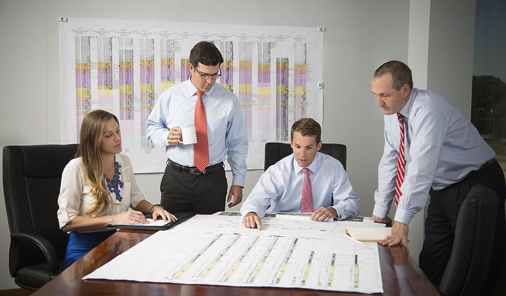 Basin Funds Leadership